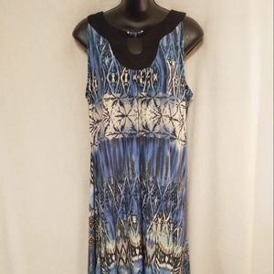 Mlle Gabrielle Sleeveless Dress 1X
